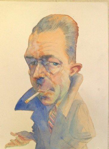 Saçmanın Ustası: Albert Camus