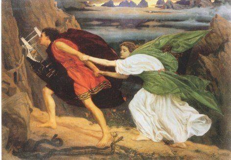 Orpheus ve Yaratılış Efsanesi