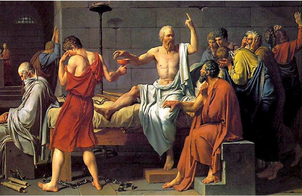 …Ve Sokrates