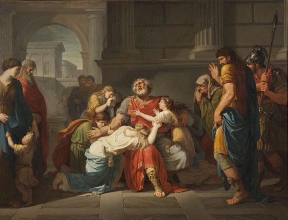 oedipus'un hikayesi