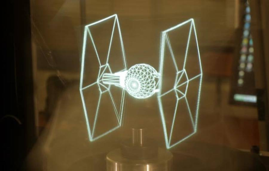 Hologramcılık