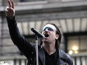 U2 ve Dünyayı Kurtarmak