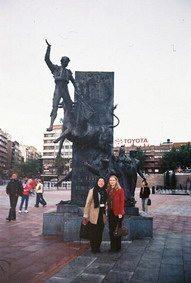 Madrid'den Toledo'ya…