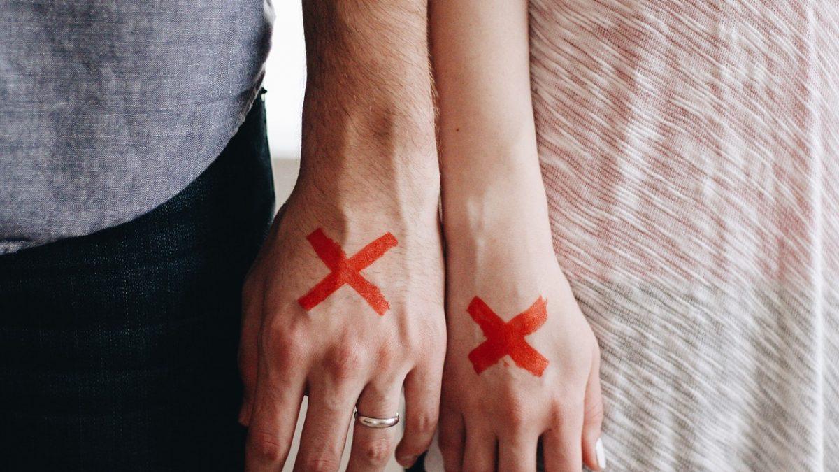 Boşanıyoruz…