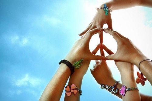 Tanrı Barış Yanlısı mı?