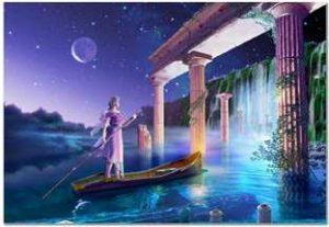 Atlantis ve Osiris