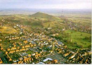 Glastonbury'de Binlerce Ruh