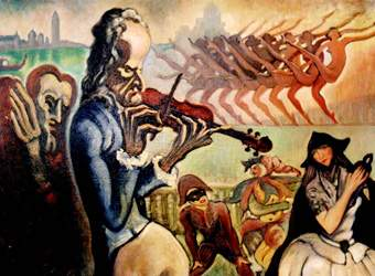 Paganini Efsanesi