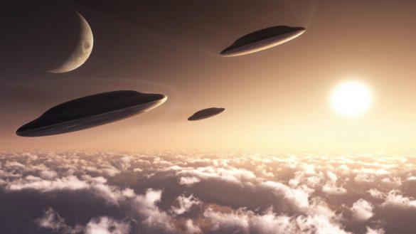 Şimdi UFO Zamanıdır...