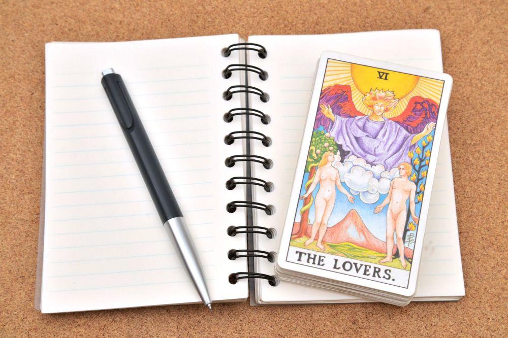 Tarot – Aşıklar