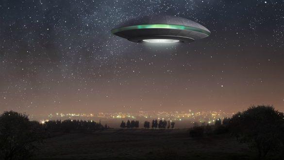 UFOlar ve Dış Ziyaret Olasılığı