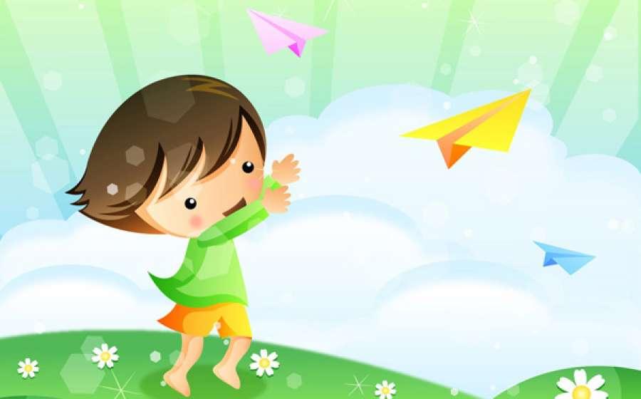 Çocukla Uçmak