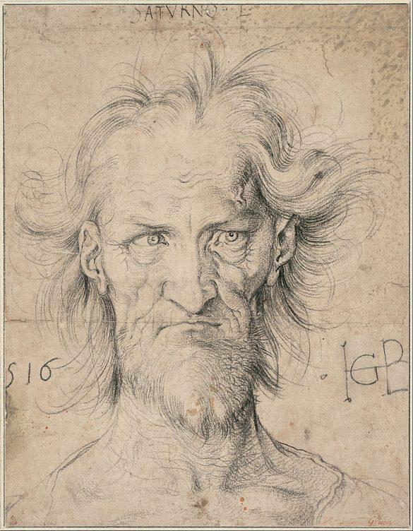 Dürer, Melankoli ve Satürn