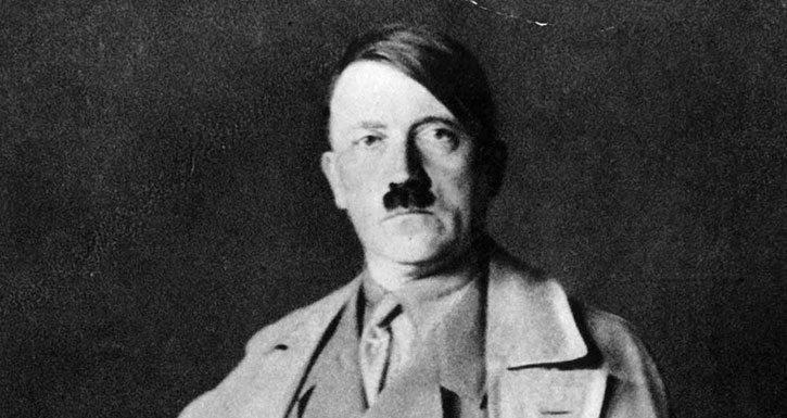 Hitler'in Şaşırtan Kökeni