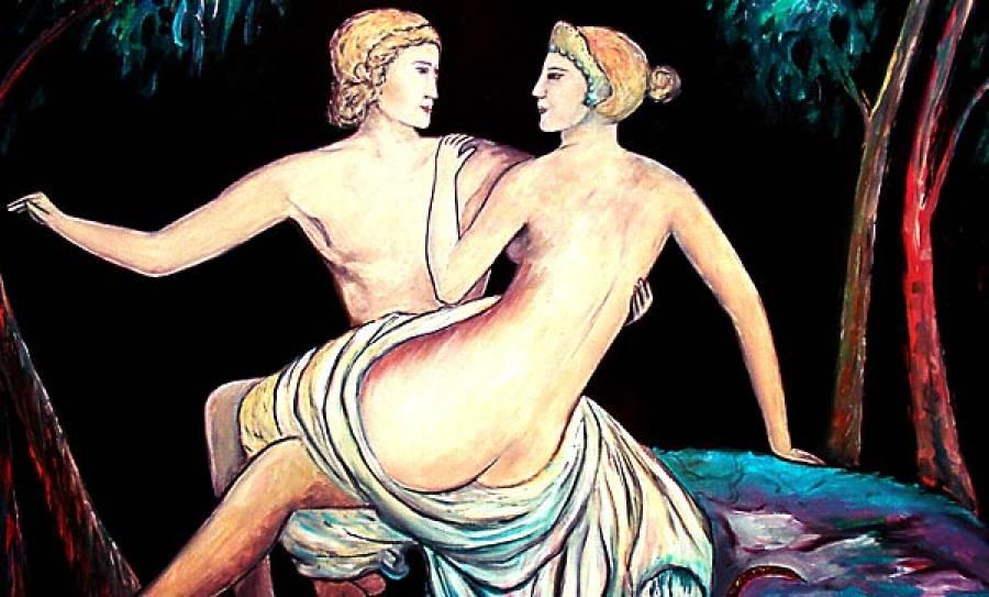 Eros, Aşkı Bilinmezlikle Örter!