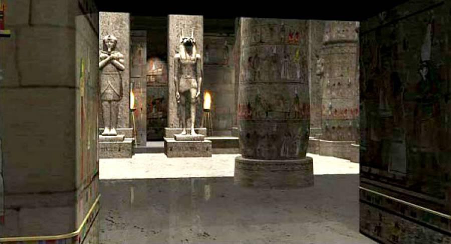 "Mısır'ın Kayıp ""Labirent""i"