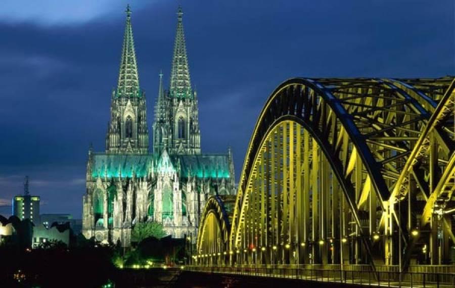 Almanya'da Kutsal Bir Şehir; KÖLN