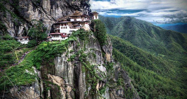 Nepal'den Ejderhanın Topraklarına Ruhani Bir Yolculuk…
