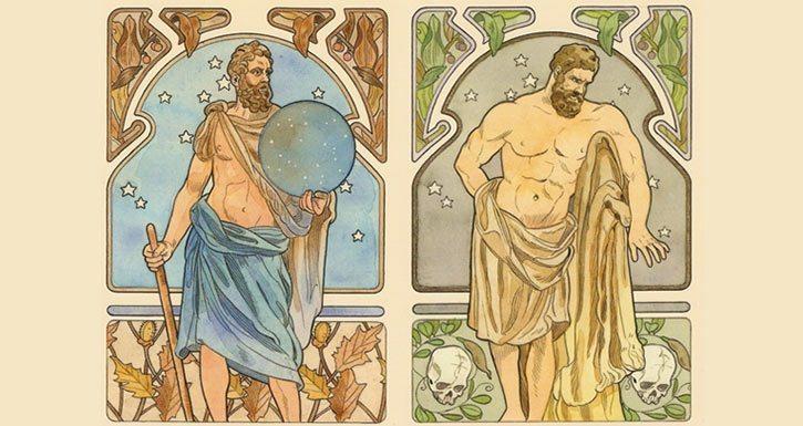 Prometheus Hades'e Karşı…