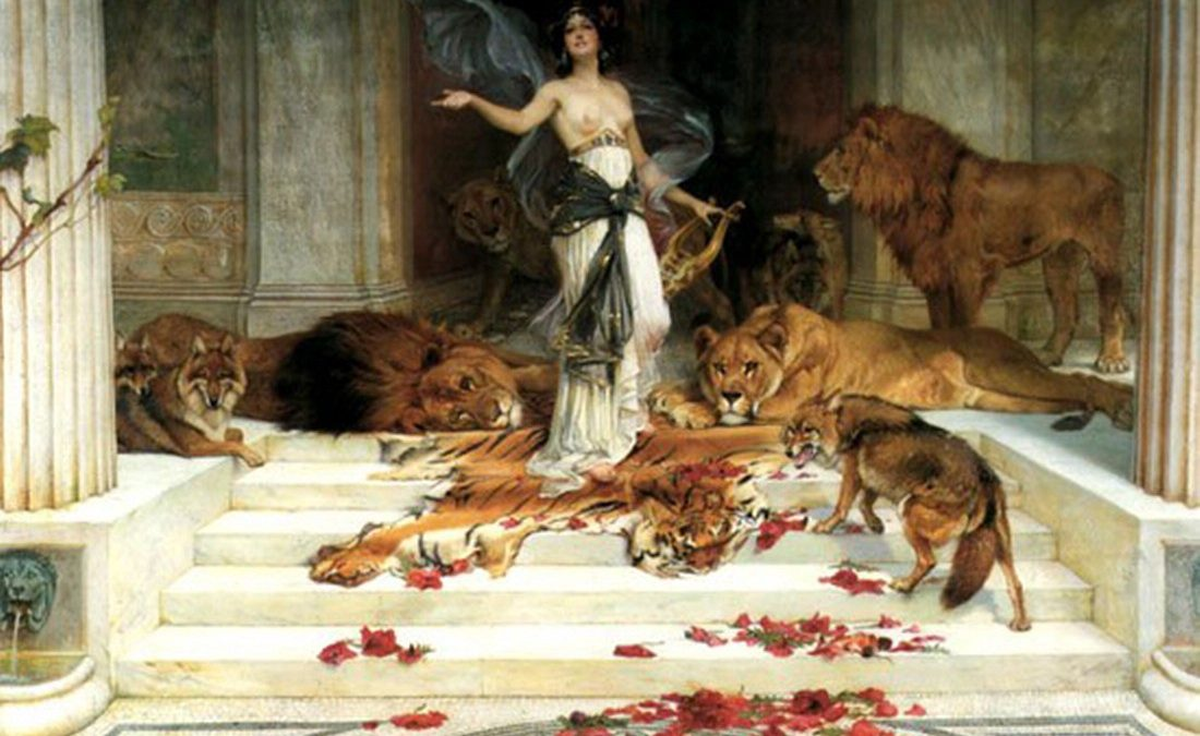 Tanrıça Circe ve Akrep Burcu