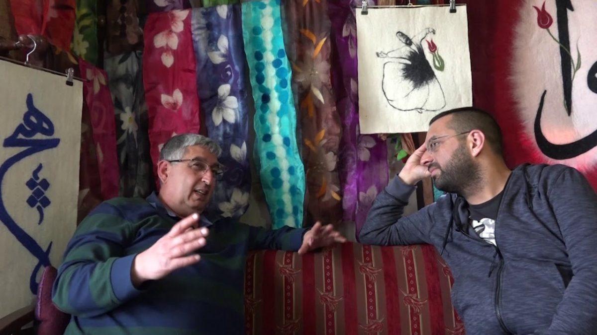 Sonsuz Muhabbetler (Bölüm 71: Celalettin Berberoğlu ile Mistik Dedikodu – Bölüm 2)