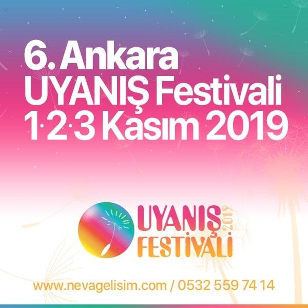 Ankara 6. Uyanış Festivali / 1-2-3 Kasım