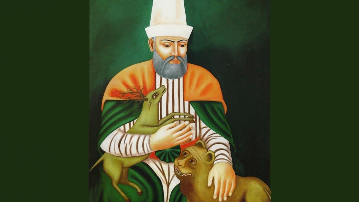Hacı Bektaş Veli ve Cem Töreni