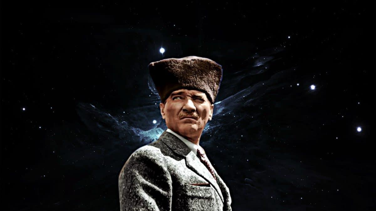 Ağlayalım Atatürk'e