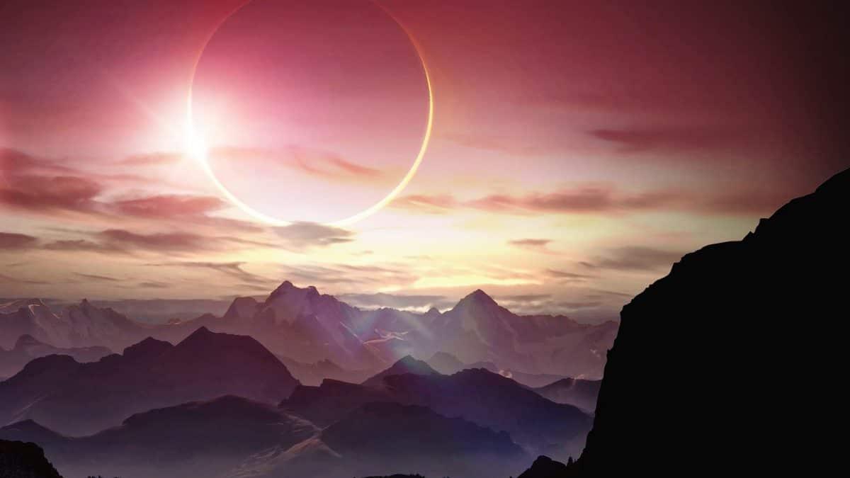 26 Aralık Oğlak Burcunda Güneş Tutulması