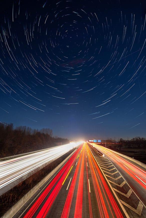 kuantum evreninde bir kamyon