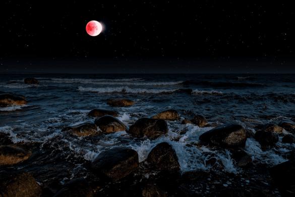ay tutulması -esİr