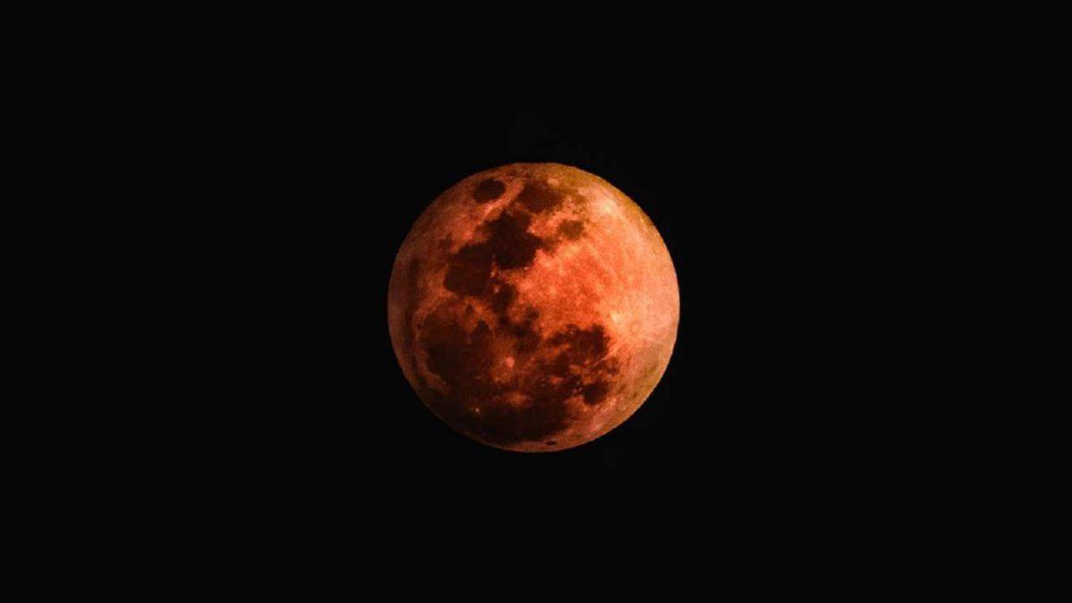 10 Ocak 2020 Yengeç Burcunda Ay Tutulması