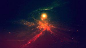 Mars Satürn Kavuşumu