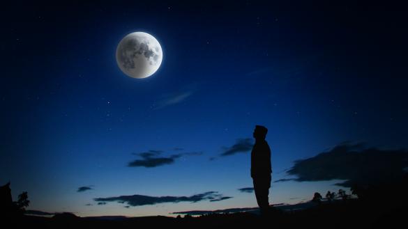 Ay Tutulması - Neden Ben?