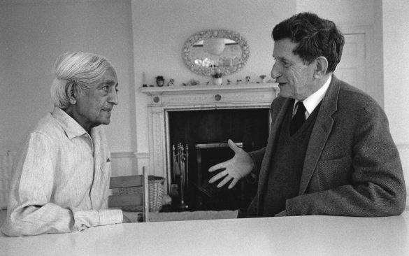 Krishnamurti ile Bilim Adamları